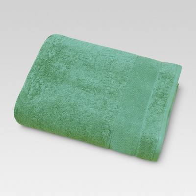 Ultra Soft Bath Sheet Moss Green - Threshold™