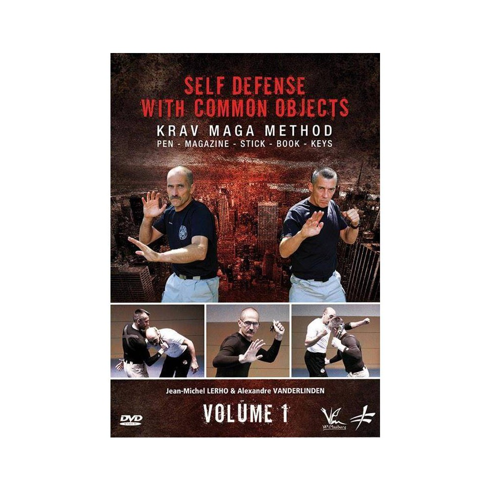 Self Defense with Common Objects Krav Maga Method Volume 1 (DVD) Cheap