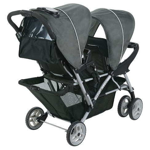 GracoR Duo Glider Click Connect Double Stroller