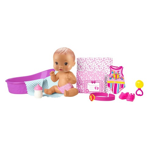 Little Mommy Wonder Nursery Spring Sport Doll - image 1 of 12