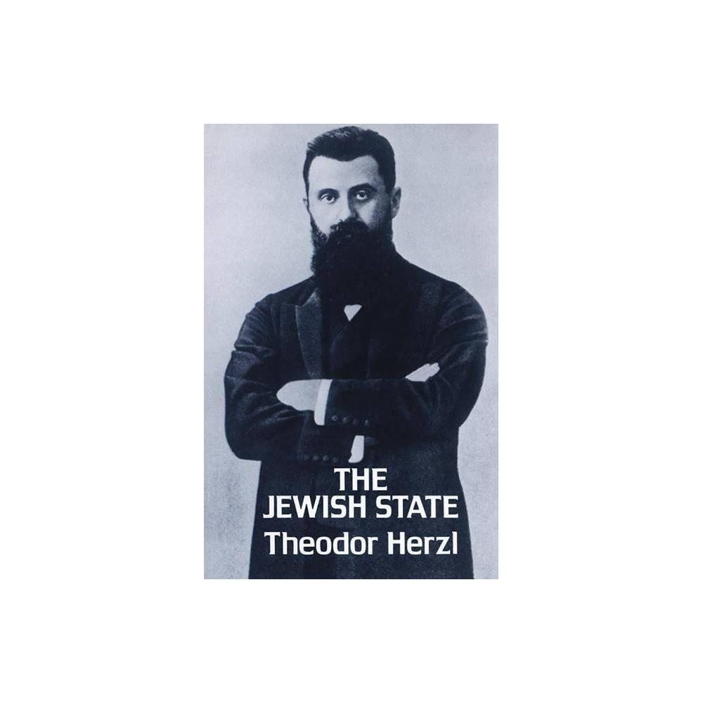The Jewish State Jewish Judaism By Theodor Herzl Paperback
