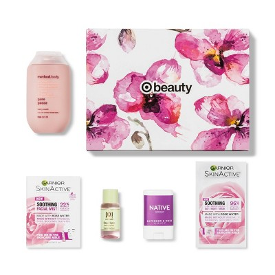 view Target Beauty Box - In Your Skin on target.com. Opens in a new tab.