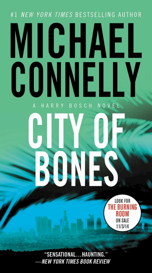 City of Bones (Paperback) by Michael Connelly - image 1 of 1
