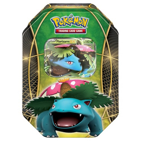 2014 Pokemon Trading Cards Best of EX Tins featuring Venusaur Board Game - image 1 of 3