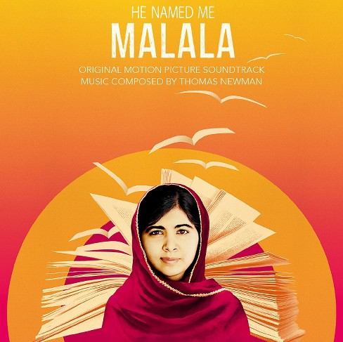 Various - He named me malala (Ost) (Vinyl) - image 1 of 1