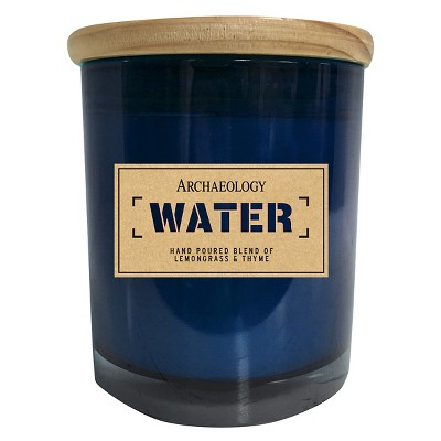 Metro Small Jar Candle Water - Archaeology®