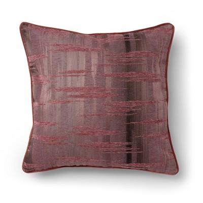 """20""""x20"""" Khaos Jacquard Decorative Throw Pillow - SureFit"""