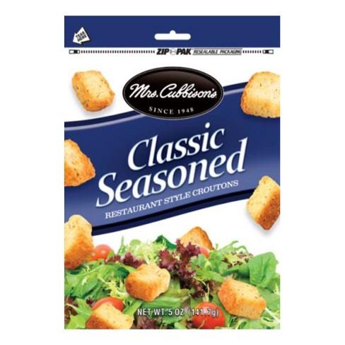 Mrs. Cubbison's Seasoned Croutons - 5oz - image 1 of 1