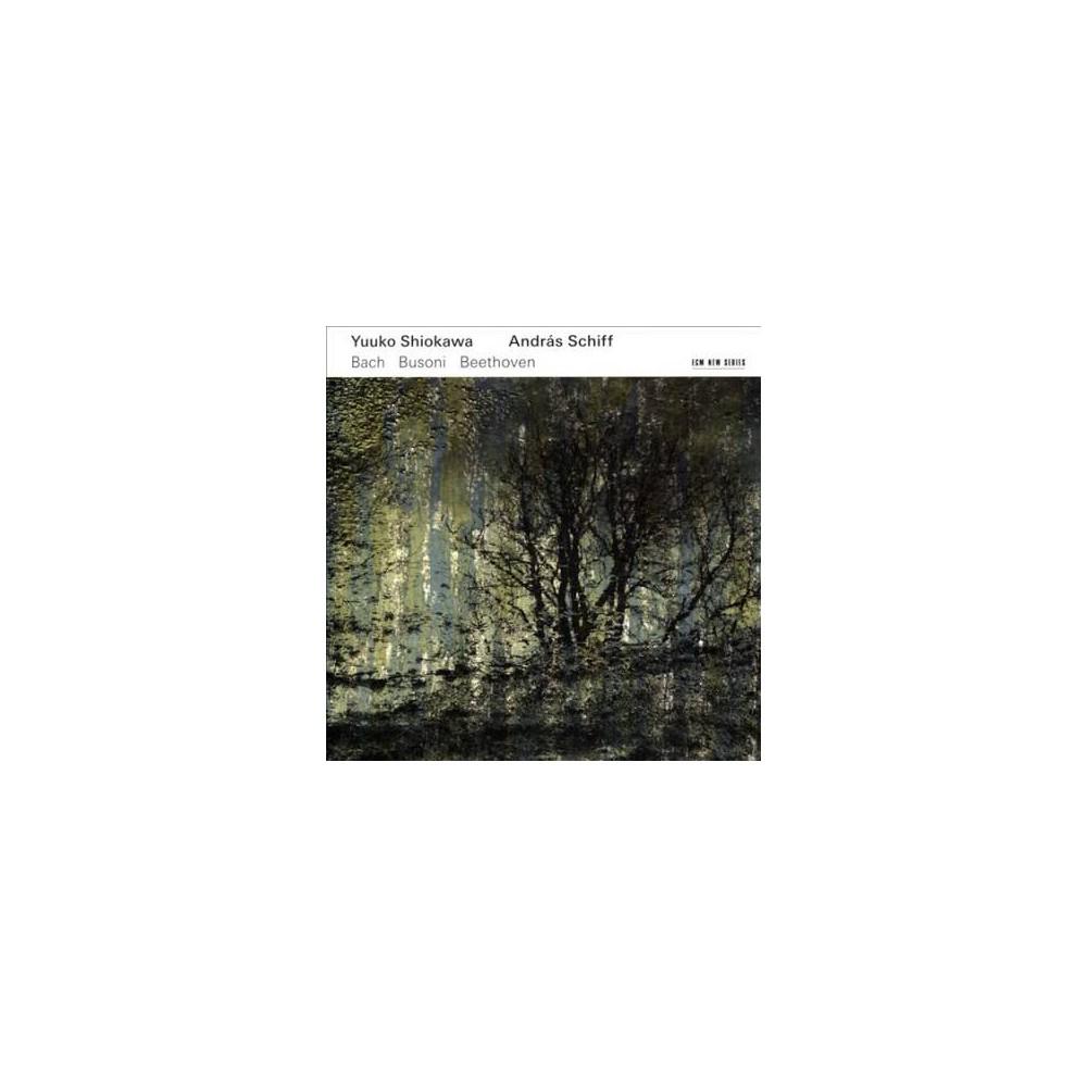 Yuko Shiokawa - Violin Sonatas (CD)