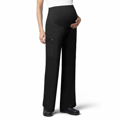 WonderWink Women's Maternity Cargo Scrub Pant
