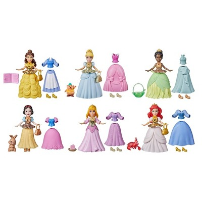 Disney Princess Secret Styles Palace Fashion Collection