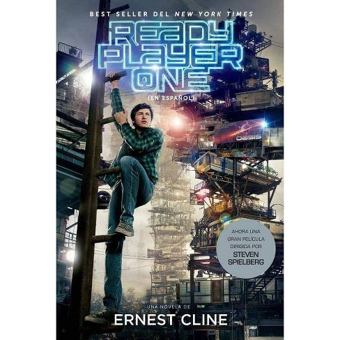 Ready Player One - by  Ernest Cline (Paperback) - image 1 of 1