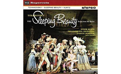Philharmonia Orchest - Tchaikovsky:Sleeping Beauty Suite (Vinyl) - image 1 of 1