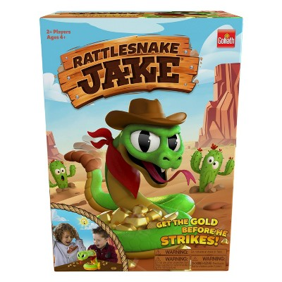 Goliath Rattlesnake Jake Game