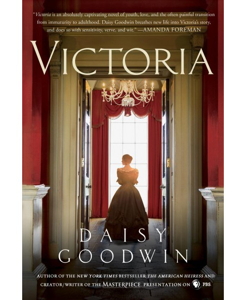 Victoria (Hardcover) (Daisy Goodwin) - image 1 of 1