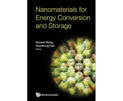 Nanomaterials for Energy Conversion and Storage (Hardcover) - image 1 of 1