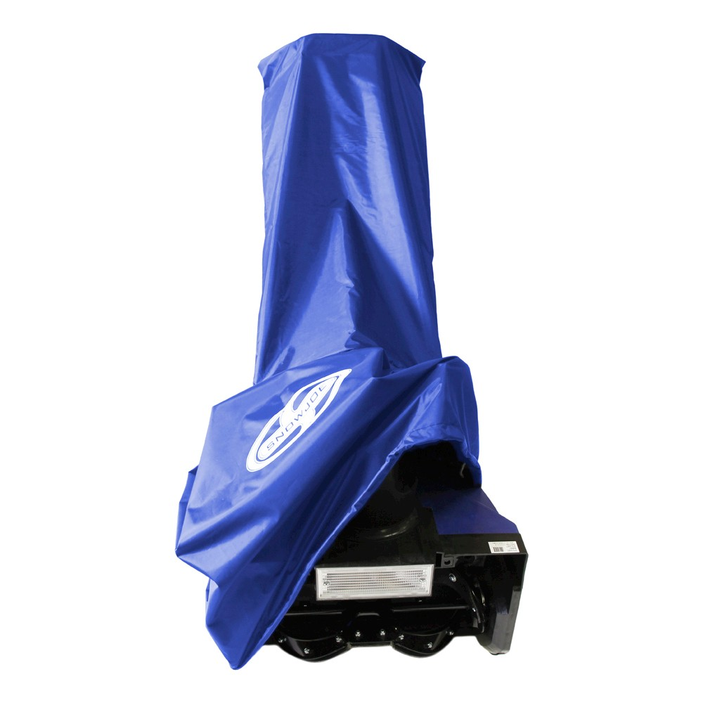 Snow Joe 18 Inch Single Stage Snow Thrower Cover, Blue