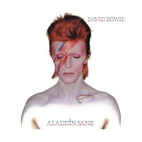 David Bowie - Aladdin Sane (CD) - image 1 of 1