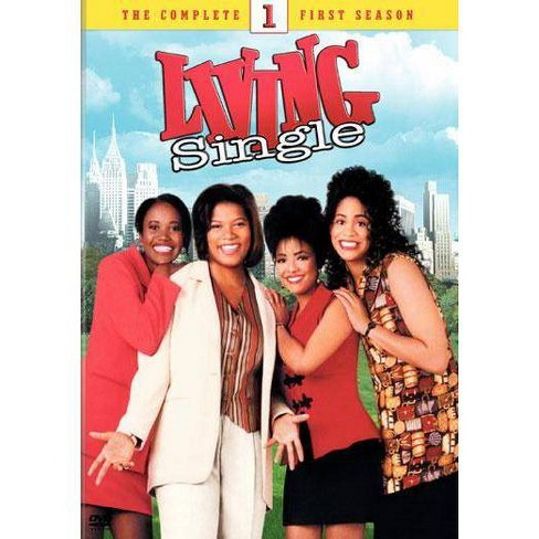 Living Single: The Complete First Season (DVD)(2006) - image 1 of 1