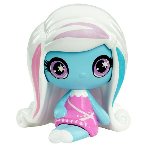 Monster High Minis Collectible Abby Bominable Figure - image 1 of 3