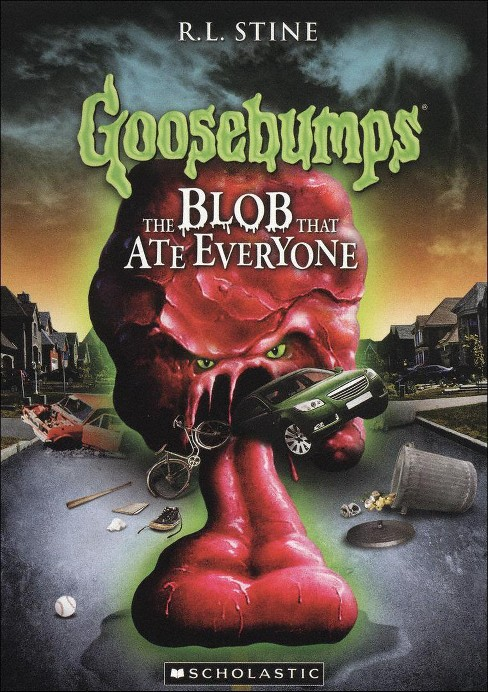 Goosebumps: The Blob That Ate Everyone - image 1 of 1