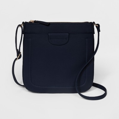 423c3910f5dc Swing Pack Crossbody Bag – A New Day™ Navy – Target Inventory ...