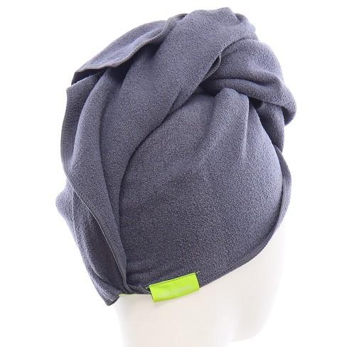 Aquis Original Performance Drying Technology Hair Towel - 1ct - image 1 of 4