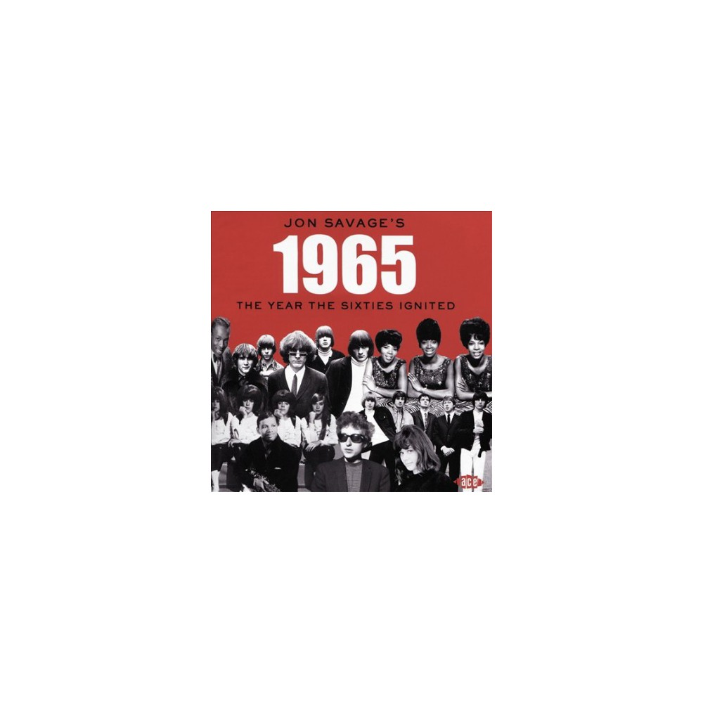 Various - Jon Savage's 1965:Year The Sixties Ig (CD)