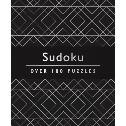 Sudoku : Over 200 Puzzles -  (Paperback) - image 1 of 1
