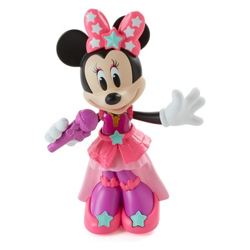 Fisher-Price Disney Minnie Mouse Pop Superstar Minnie - image 1 of 4