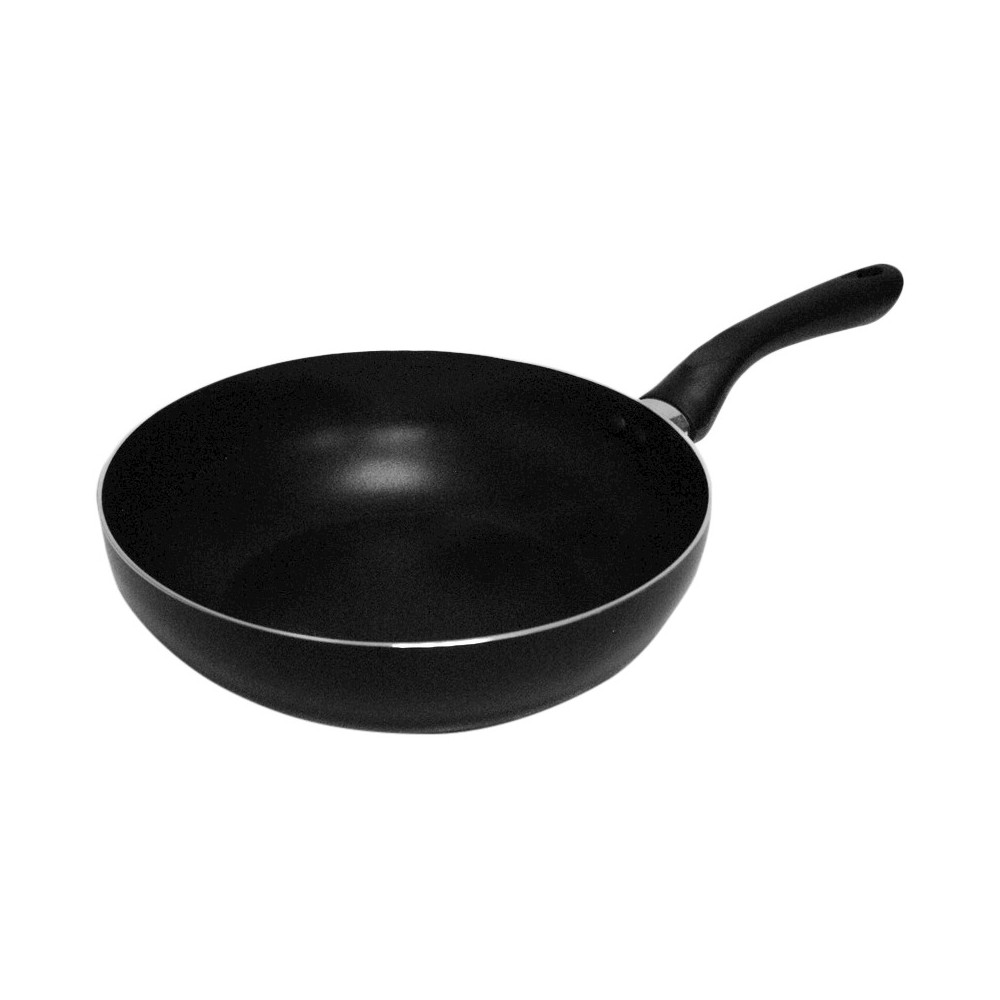 Gourmet Chef 10 Nonstick Wok Black