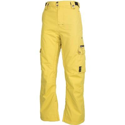 Rehall Rodeo Snowboard Pants Mens Sz XL Mustard