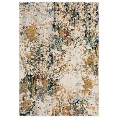 Hillsby Color Splash Earth Rug - Addison Rugs