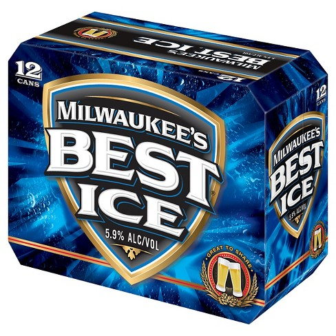 Milwaukee's Best® Ice Beer - 12pk / 12oz Cans - image 1 of 1