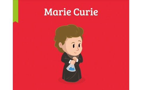 Marie Curie -  (Pocket Bios) by Patricia Crete (Hardcover) - image 1 of 1