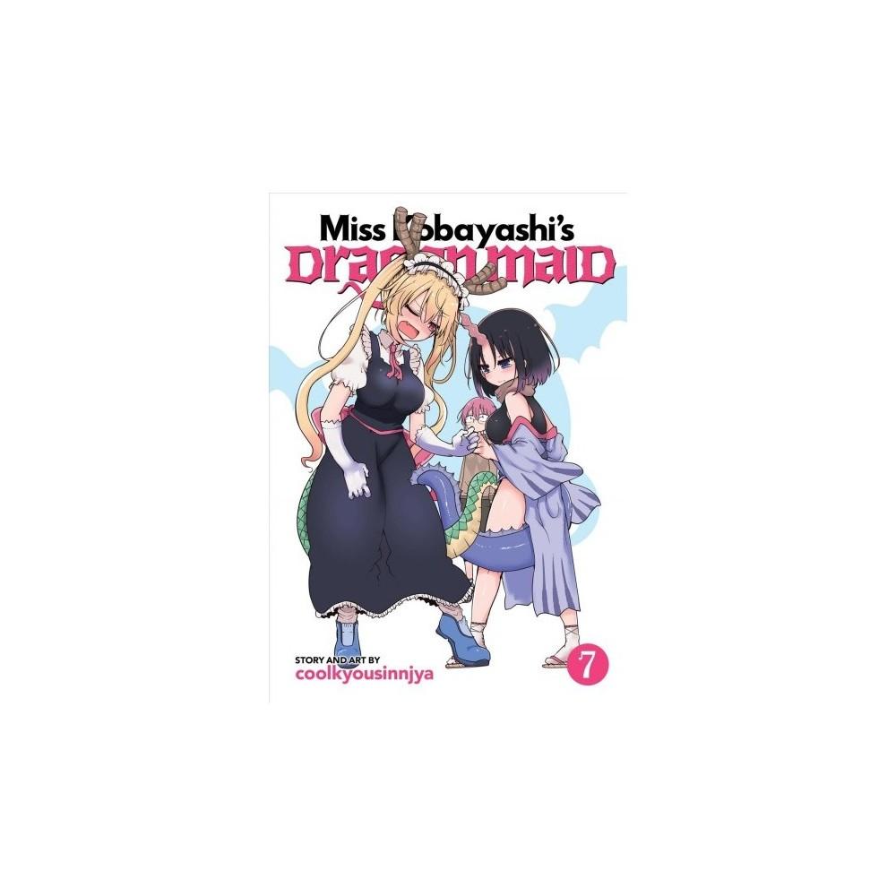 Miss Kobayashi's Dragon Maid 7 - by Coolkyousinnjya (Paperback)