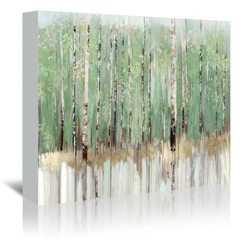 Americanflat Tree Essence I By Pi Creative Art Wrapped Canvas Target
