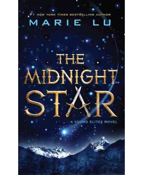 Midnight Star (Large Print) (Hardcover) (Marie Lu) - image 1 of 1