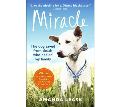Miracle : The Extraordinary Dog That Refused to Die (Reprint) (Paperback) (Amanda Leask) - image 1 of 1