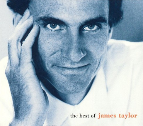 James Taylor - The Best of James Taylor (2003) (CD) - image 1 of 2