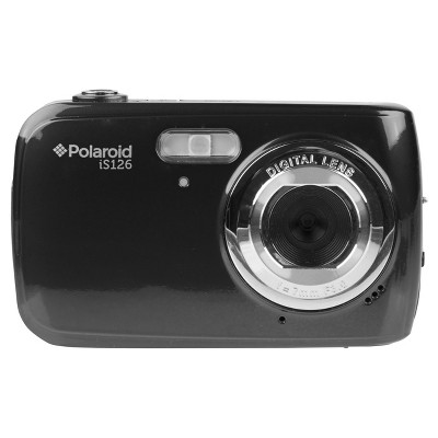 Polaroid 16MP Digital Camera - Black (IS126-BLK)