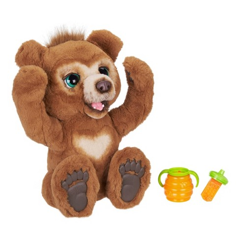furReal Cubby - The Curious Bear Interactive Plush Toy - image 1 of 4