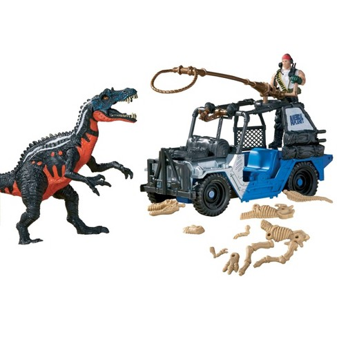 Animal Planet Dinosaur Exploration Playset - image 1 of 3