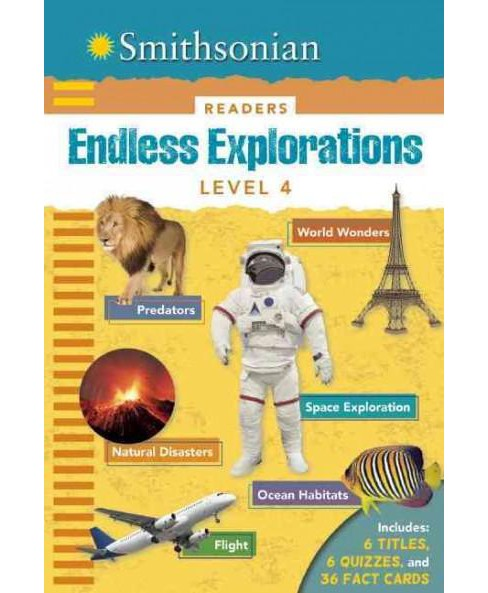 Endless Explorations (Hardcover) (Brenda Scott Royce & Stephen Binns & Emily Rose Oachs & Kaitlyn - image 1 of 1