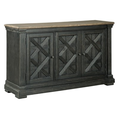 Merveilleux Tyler Creek Dining Room Server Brown/Black   Signature Design By Ashley