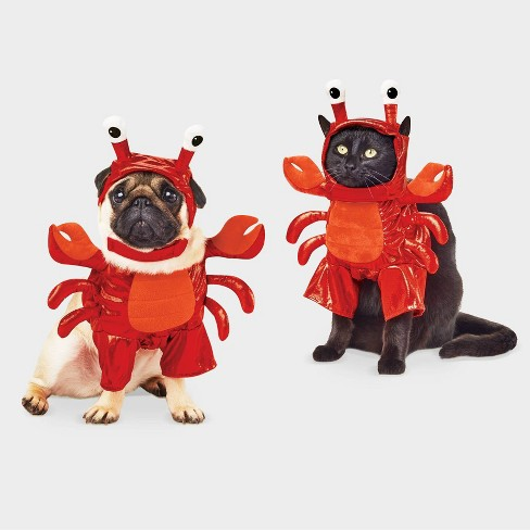 Lobster Dog and Cat Costume - Hyde & EEK! Boutique™ - image 1 of 4