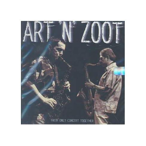 Pepper - Art 'N' Zoot (CD) - image 1 of 1