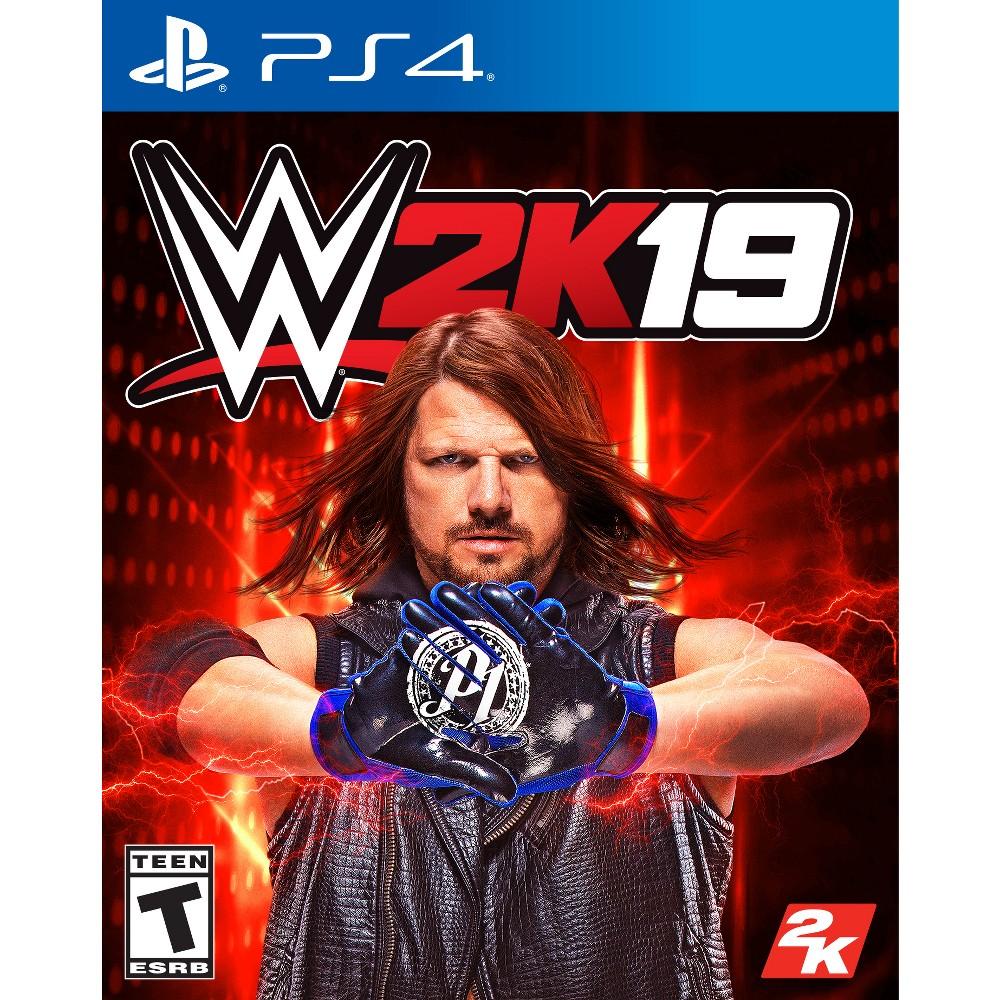 2K Wwe 2K19 - PlayStation 4, Video Games
