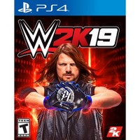 WWE 2K19 PlayStation 4