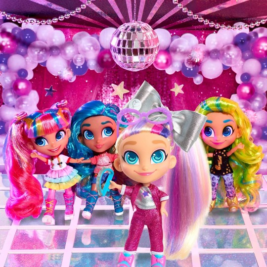 JoJo Siwa JoJo Loves Hairdorables Limited Edition Collectible Doll image number null